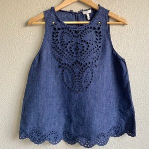 Joie Top size M